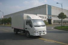 上汽跃进国五微型厢式运输车61-87马力5吨以下(NJ5032XXYPBGBNZ1)