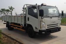 江铃汽车国五单桥货车152马力5吨以下(JX1083TKA25)