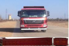 欧曼牌BJ3313DMPCJ-XB型自卸汽车图片