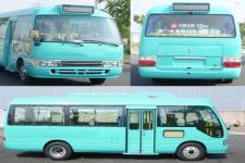 金旅牌XML6601J15C型城市客车图片2