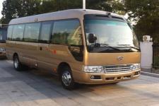 7米|10-23座金龙纯电动客车(XMQ6706BYBEVL2)