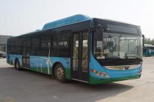 11.5米 10-40座宇通混合动力城市客车(ZK6120CHEVNPG11)