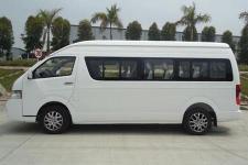 金龙牌XMQ6600BED5型轻型客车图片3