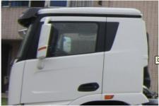 徐工牌NXG4189D5WA型危险品运输半挂牵引车图片