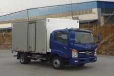 唐骏汽车国五单桥厢式运输车129-143马力5吨以下(ZB5040XXYUDD6V)