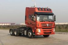 王牌后双桥,后八轮牵引车337马力(CDW4250A1T5)