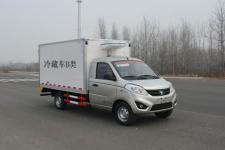 福田奥铃T3国五2米8冷藏车