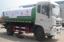 国五东风天锦12吨洒水车