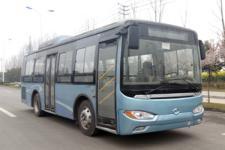 8.5米|12-27座蜀都插电式混合动力城市客车(CDK6850CEHEV)