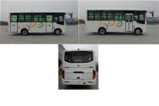 华新牌HM6663CFD5J型城市客车图片2