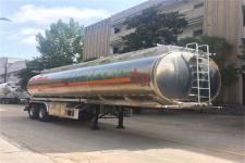 东风10.4米29.3吨2轴铝合金运油半挂车(DFZ9351GYY)