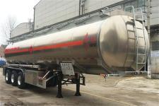东风牌DFZ9402GRY型铝合金易燃液体罐式运输半挂车图片