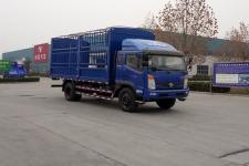 时风国五单桥仓栅式运输车143-150马力5吨以下(SSF5091CCYHP77)