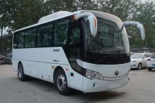 8米 24-33座宇通纯电动客车(ZK6808BEVQ5)