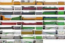 红岩牌CQ3316HMDG276LAA型自卸汽车图片