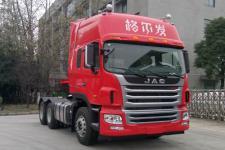 江淮后双桥,后八轮牵引车530马力(HFC4251P12K8E33S1HV)