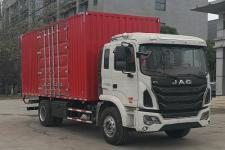 江淮格尔发国五单桥厢式运输车180-223马力5-10吨(HFC5181XXYP3K2A47V)