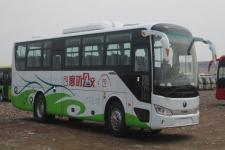 10.7米宇通纯电动城市客车