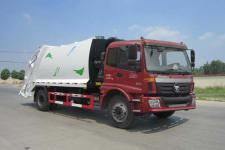 楚胜牌CSC5163ZYSB5型压缩式垃圾车