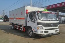 程力威牌CLW5122XZWB5型杂项危险物品厢式运输车