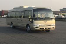 8.1米 24-31座中植汽车纯电动客车(CDL6810LRBEV2)