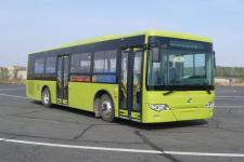 10.5米|30-34座易圣达插电式混合动力城市客车(QF6102HEVNG)