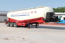 成事达9.4米31.1吨3轴中密度粉粒物料运输半挂车(SCD9408GFL)