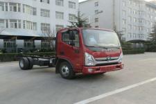 福田国五单桥货车底盘110马力0吨(BJ1045V9JD4-FB)