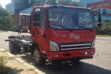 解放牌CA1040P40K50BE5A84型平头柴油载货汽车底盘
