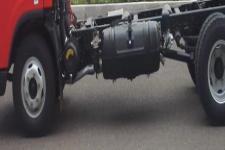 解放牌CA1040P40K50BE5A84型平头柴油载货汽车底盘图片