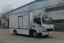 河南厢式货车生产厂家、7吨新能源物流冷藏车