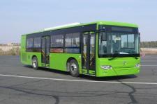 10.5米|30-34座易圣达插电式混合动力城市客车(QF6101HEVNG)