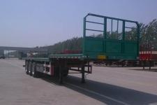 广恩12米33吨3轴平板运输半挂车(YYX9400TPBE)