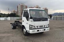 庆铃(繁体)国五单桥货车底盘131马力0吨(QL1070A5KA1Y)