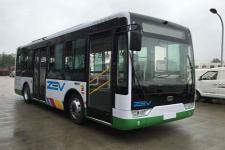 8.2米 10-24座中植汽车纯电动城市客车(CDL6820URBEV3)