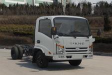 欧铃国五单桥轻型货车底盘95马力0吨(ZB1046KDD6V)