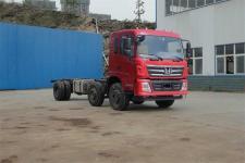 凌河国五前四后四货车底盘180马力0吨(LH1250PD)
