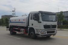 国五陕汽8吨洒水车