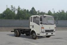 豪沃越野载货汽车底盘(ZZ2047G3325E145)