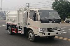 国五东风压缩式对接垃圾车13872879577