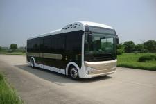 8.2米|10-22座北京纯电动城市客车(BJ6821B11EV)
