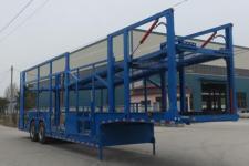 建宇牌YFZ9280TCL型车辆运输半挂车图片