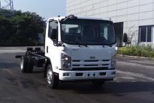 庆铃(繁体)国五单桥货车底盘192马力0吨(QL1100A8KA1Y)