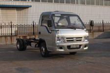 福田牌BJ3032D3JV3-FA型自卸汽车底盘图片