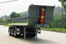 向红牌YCG9400Z型自卸半挂车图片
