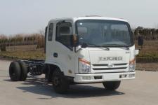 欧铃国五单桥轻型货车底盘95马力0吨(ZB1046KPD6V)