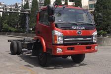 十通越野自卸汽车底盘(STQ2043L02Y2E5)
