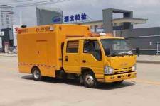 程力威牌CLW5040XXHQ5型救险车