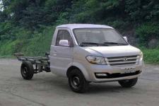 东风国五微型货车底盘112马力0吨(DXK1021TK6JF9)
