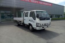 庆铃(繁体)国五单桥货车131马力3500吨(QL1060A5HW1)